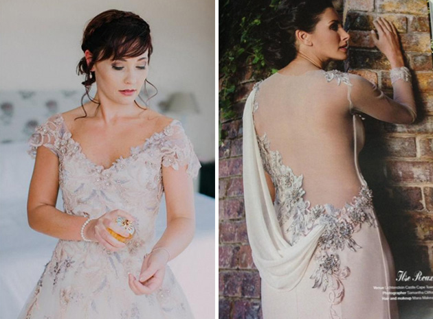 Ilse Roux Bridal Wear Evening Belville Wedding Directory